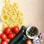 Ingredients cuisine legumes